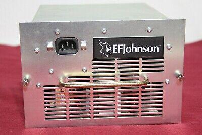 Ef Johnson Viking Vx Repeater Power Supply Model 230-2000-800