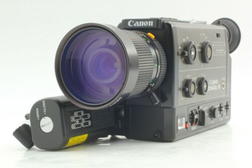 【As-Is】 Canon 1014XL-S Super 8 8mm Film Movie Camera From JAPAN