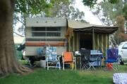 Millard caravan 16 ft 80 series. Full annexe Mallacoota East Gippsland Preview