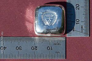 1oz Southern Cross CAST bar ingot 99.9% .999 pure bullion silver