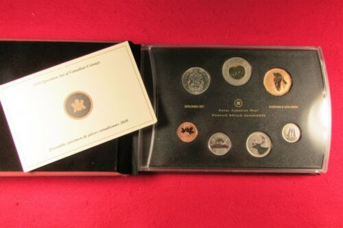 2010 Royal Canadian Mint Set