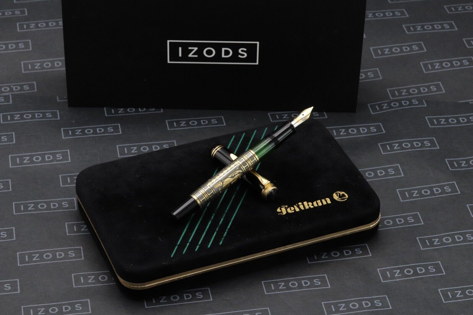 Pelikan M700 Toledo Fountain Pen - PF Nib - W.Germany