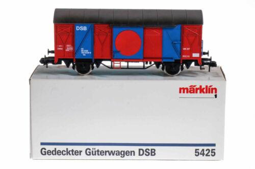 Märklin 5425 Gauge 1 Freight Car Dsb New Condition Original Box