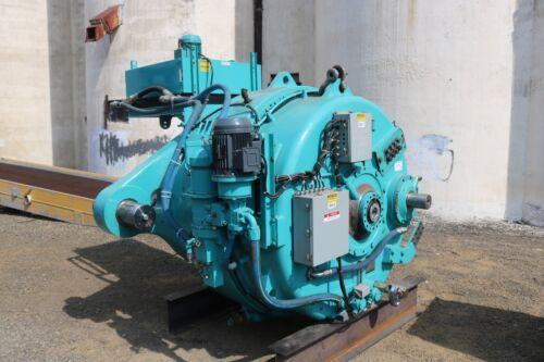GE 1.5MW WIND ENERGY GEARBOX GEAR BOX 7GA87C1 WIND TURBINE
