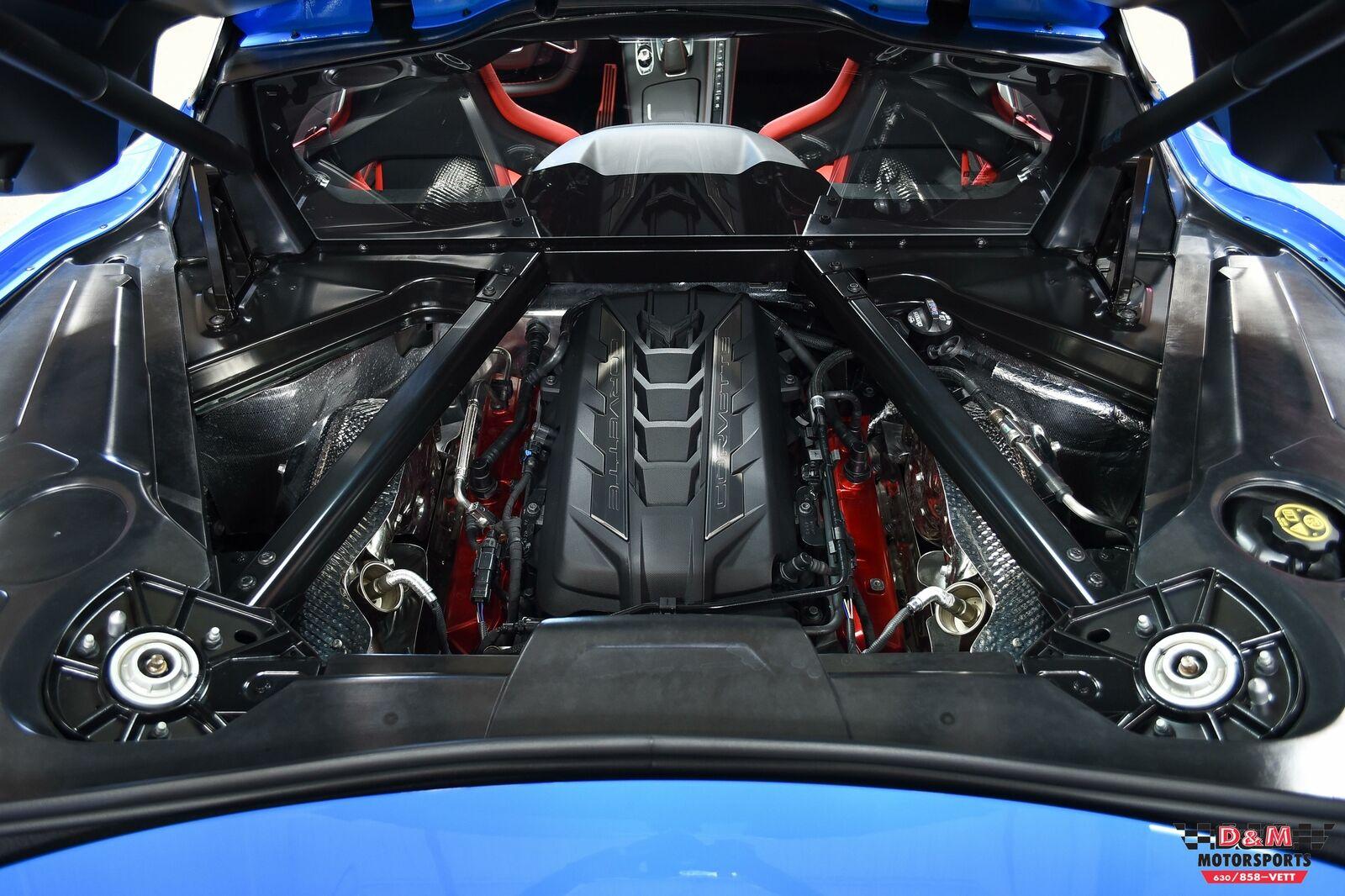 2020 Blue Chevrolet Corvette Stingray  | C7 Corvette Photo 5
