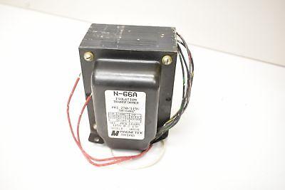 Magnetek Triad Isolation Transformer N-66a