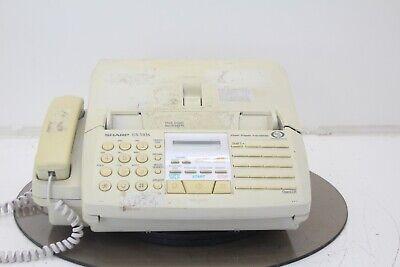 Sharp Ux-510a Fax Machine Plain Paper Facsimile
