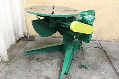 3000 Lb Pandjiris Welding Positioner Yoder 67763