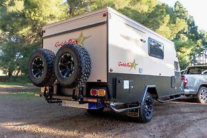 New 15 FT Hybrid Van | Goldstar RV | 2021 Wattleup Cockburn Area Preview