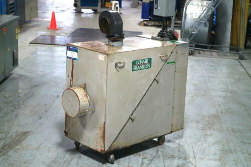 Conair Franklin vacuum pump, 7.5 HP, sound enclosure