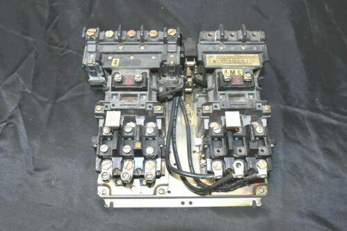 A-B Allen Bradley 520F-C0D NEMA Size 2 Multi Speed Contactor Starter 45A to 25hp