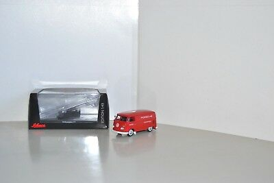Schuco 1/43. Volkswagen T1 1960 fourgon tôlé Porsche. Réf. 03561 SL. 1500 ex.