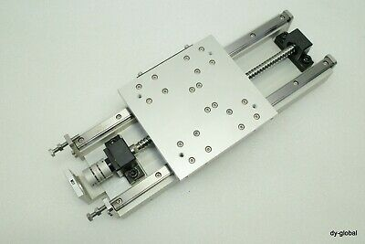 THK Preload Linear actuator 220mm strok MDK1405+360mm motor mount ACT-I-240=3L11