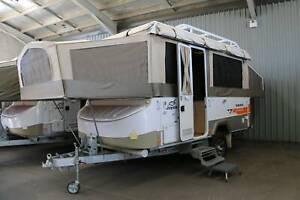 2011 JAYCO SWAN OUTBACK CAMPER - STOCK #767 Oaks Estate Queanbeyan Area Preview