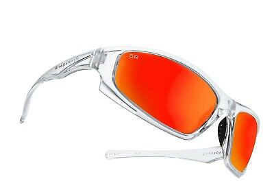 Shady Rays Polarized Sport Sunglasses X Series, Infrared Ice Brand (Infrared Sunglasses)