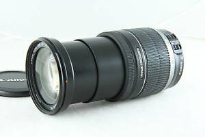 Canon 18-200mm EFS zoom lens with UV filter - like new Newtown Inner Sydney Preview