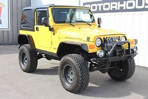 2006 Jeep TJ Rubicon
