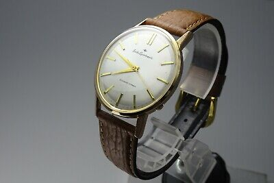 Vintage 1963's. JAPAN SEIKO SPORTSMATIC 5 15017DE 17Jewels Automatic.