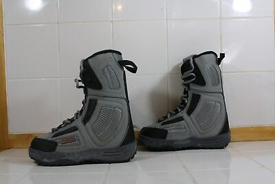Ltd Snowboard Boots - Youth Kids Juniors LTD Snowboard Boots Sizes 1,2,3,4