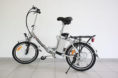 Fahrrad Klapprad Elektrofahrrad Pedelec, Faltrad, Alu-Elektro- Faltrad 20 Zoll