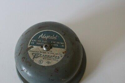 Edwards Company Adaptabel No. 340 24 Volts 60 Cycle .31 Amps Vintage