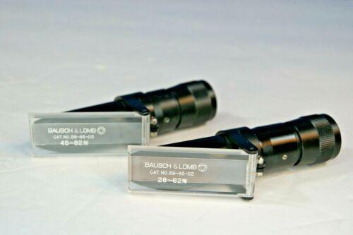 💥 Bausch & Lomb 39-45-02 & 39-45-03 Handheld Sugar Precision Refractometer