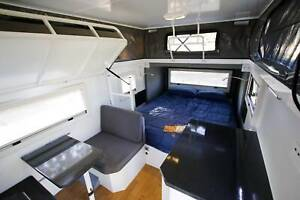 MDC XT12-DB Hybrid Offroad Caravan - From $148/week* Clovelly Park Marion Area Preview