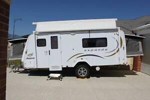 2012 Jayco Expanda Family with bunk beds