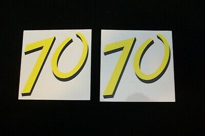 John Deere 70 Decal - Mylar