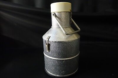 Pope Scientific 5 Liter Portable Liquid Nitrogen Ln2 Dewar Vacuum Flask