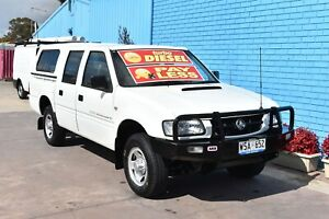 2002 Holden Rodeo LX Enfield Port Adelaide Area Preview