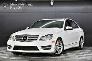2013 Mercedes Benz C-Class C300 4MATIC, ENSEMBLE SPORT/SPORT PAC