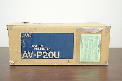 Jvc Av-p20u Visual Presenter