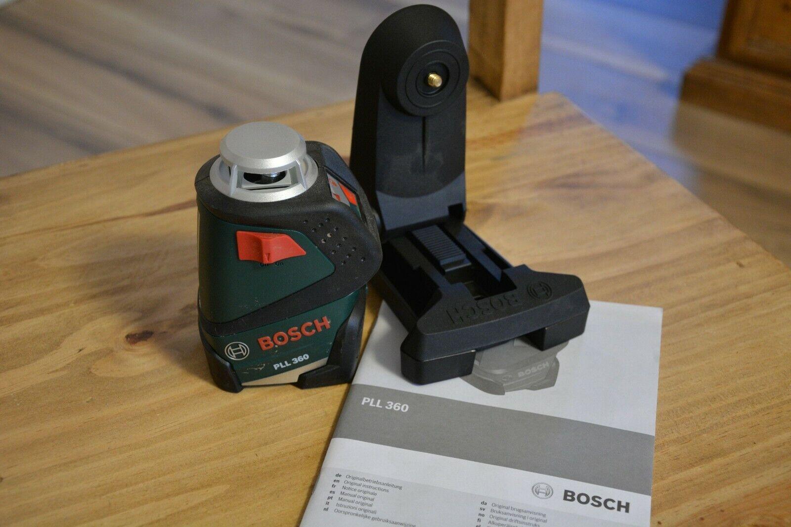 Bosch Linienlaser PLL360