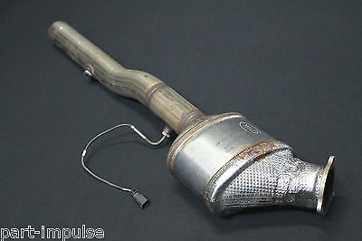 AUDI A8 4H 3.0TDi Catalytic Converter Exhaust Pipe 4h0254400e 4h0131703p