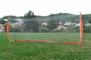 8 x 24 bownet soccer goal portable goals for sports