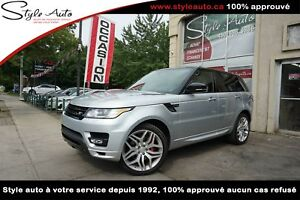 2015 Land Rover Range Rover Sport  Autobiography Dynamic V8 SUPE