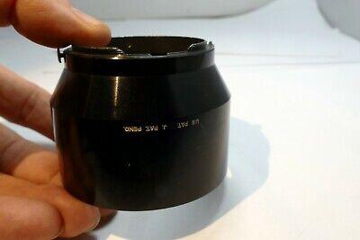 Nikon 52mm F Metal Lens Hood Shade For 10.5cm F2.5 13.5cm F3.5 F2.8 Nikkor OEM - $23.41
