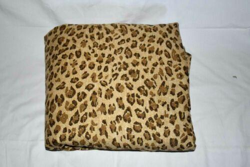 Ralph Lauren Spa LEOPARD King Size Duvet 100% Organic Cotton