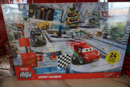 Disney Cars Advent Calendar