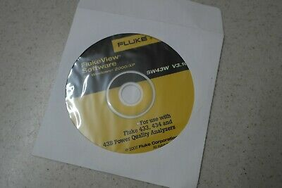 Fluke Sw43w V3.10 Version Software Cd