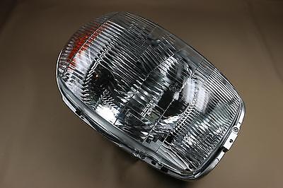 Mercedes Benz W113 Pagode, Kompletter H4 Scheinwerfer mir gewölbtem Glas