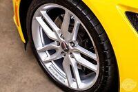 Miniature 21 Voiture Américaine d'occasion Chevrolet Corvette 2016