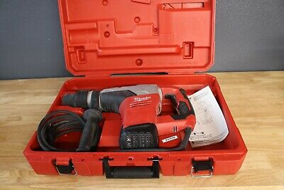 Milwaukee  Model 5317-21  1 916 Sds Max Rotary Hammer Tool Only