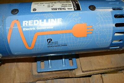 New Redi-line Electric Generator Da36a-900a Dc To Ac 900watt 36vdc To 120vac