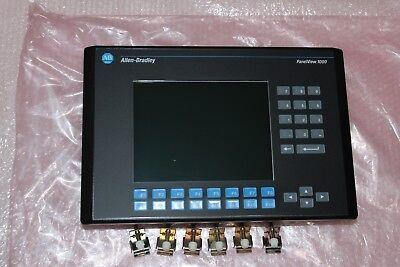 Allen-bradley 2711-k10c10 D 2711k10c10 Series D Rev D Frn 4.41