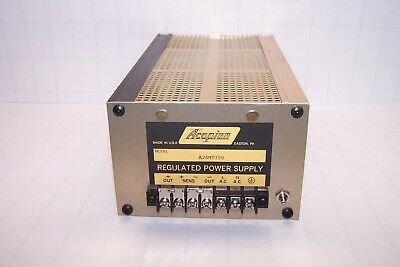 Acopian Regulated Power Supply A24mt350 120 Vac In 24 Vdc Out