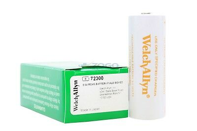 Welch Allyn Original 72300 Nickel-cadmium Rechargeable Battery - New In Box