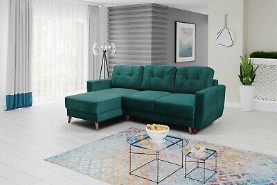 """Corner Sofa Bed  """"RETRO """"    FREE DELIVERY"""