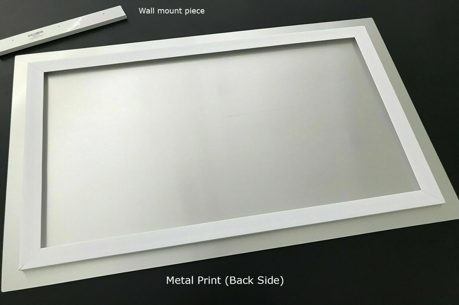 Moto GP Yamaha Fiat Valentino Rossi Metal Print Large 36 X 24  - $249.00